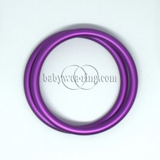 Nicerings - medium rings (pair) - Purple